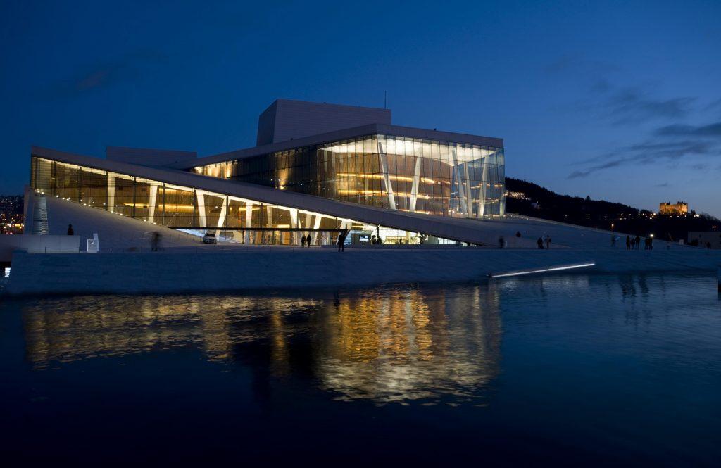Den Norske opera & ballett. Foto Erik Berg
